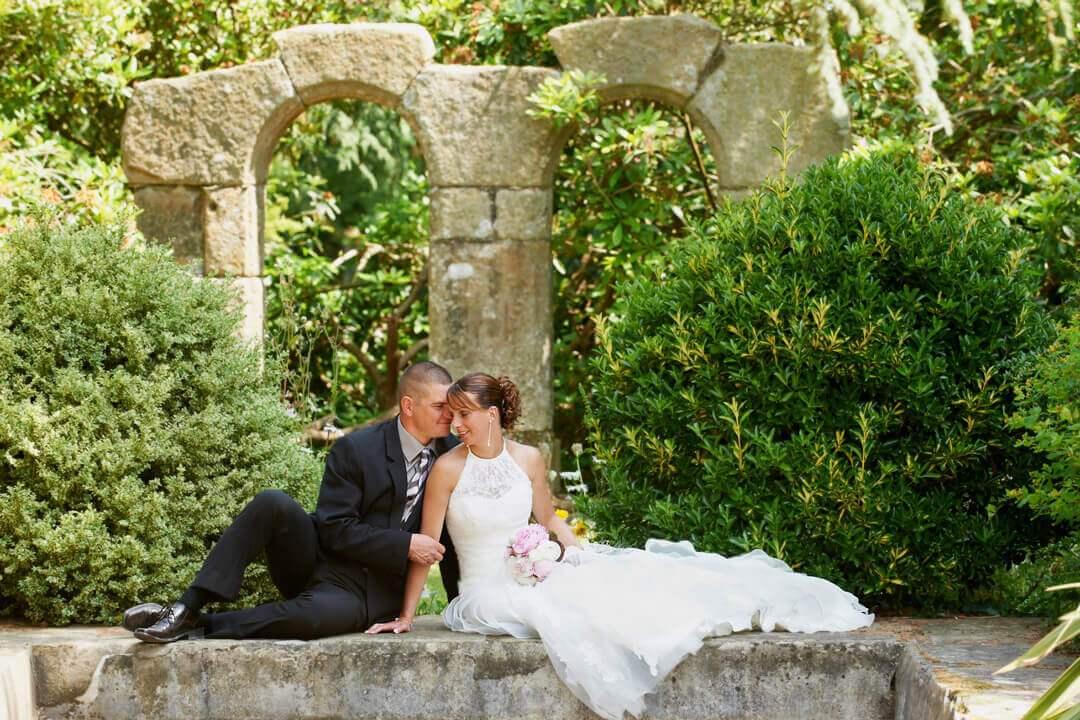 Photographe de mariage couple isabelle le chanu bretagne - Photo de mariage couple ...